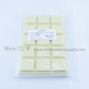 Chocolate Carat Banana Coating 1 kg.