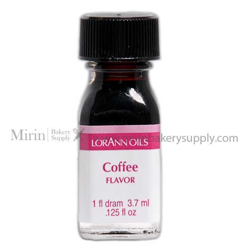 Coffee FLAVOR LORANN OILS 3.7 ML.