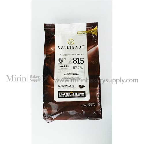 Callebaut Dark Chocolate 57.7%