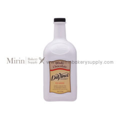 Davinci Sauce White Chocolate 2Lt.