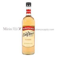 Davinci Butterscotch 750ml