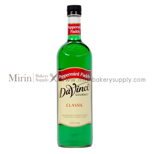 Davinci Peppermint Paddy 750ml